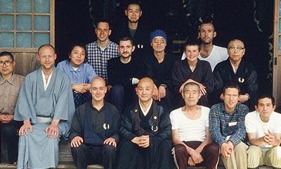 Bukkokuji group photo